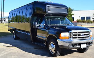 15 Person Party Bus New Orleans