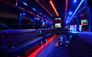 40 Person Party Bus Rental New Orleans