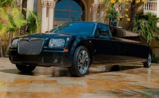 8 Person Chrysler 300 Limo Service New Orleans