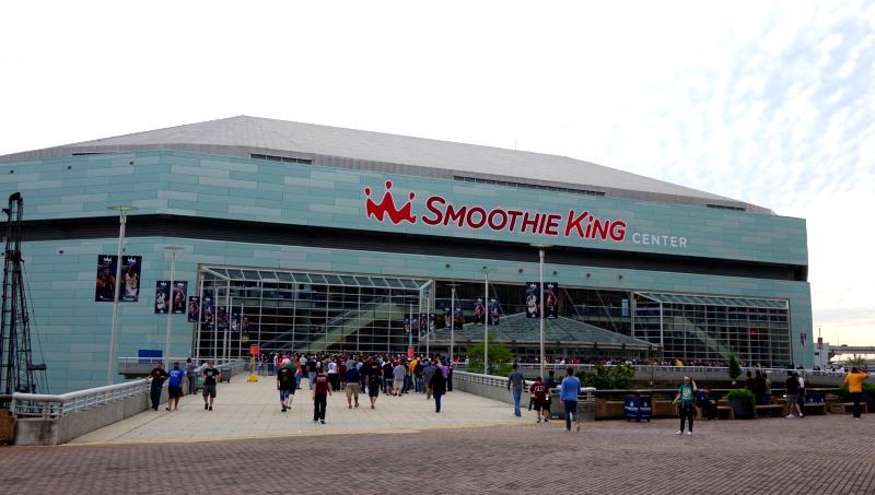 Limo Rental Smoothie King Center